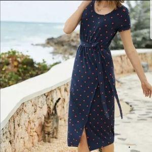 Boden Women's Hallie Polka Dot Dress